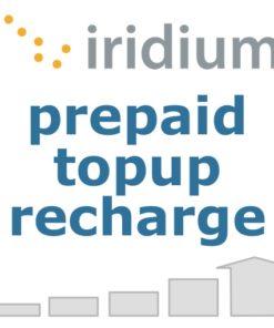 Iridium GO Airtime Topup Recharge