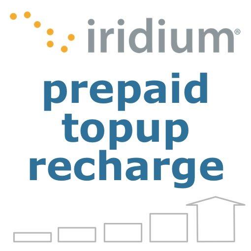 Iridium Recharge Topup
