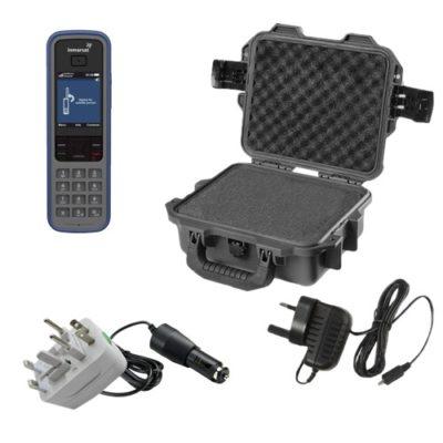 Inmarsat IsatPhone Rental from Satphone.co.uk
