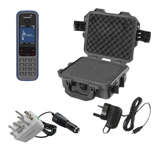 Inmarsat IsatPhone Rental from Satphone.co.uk