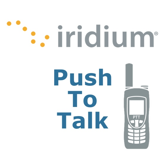 Iridium PTT Plan