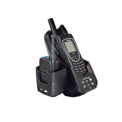 Iridium 9575 PTT DriveDOCK Extreme with Wireless PTT